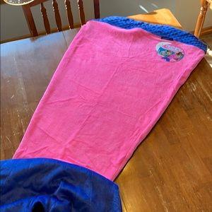 Bedding - Mermaid blanket